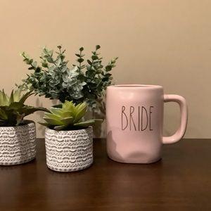 Rae Dunn Pink BRIDE Mug 💍